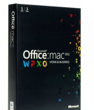 Office 2011 Home & Business for Mac