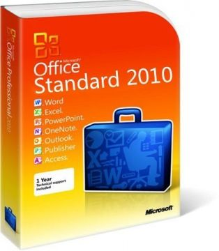 Office Standard 2010 License