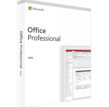 Microsoft Office 2019 Professional for PC - Product key