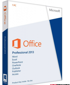 Microsoft Office 2013 Professional Product License Key