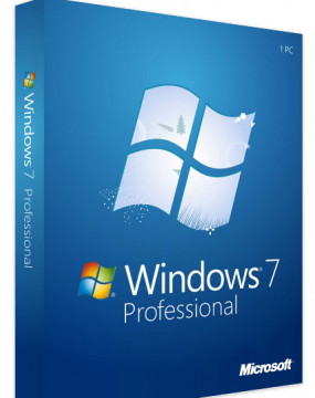 Microsoft Windows 7 Professional License Key