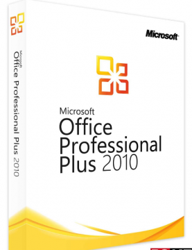 Microsoft Office 2010 Professional Plus License Key