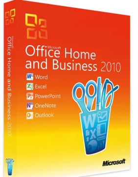 Microsoft Office 2010 Home & Business License Key
