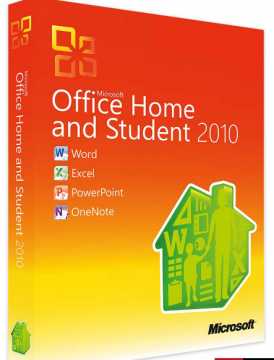 Microsoft Office 2010 Home & Student License Key