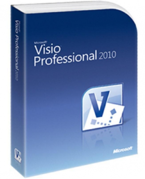 Microsoft Visio Professional 2010 License Key
