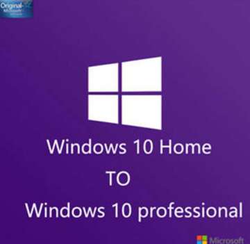Windows 10 S to Professional Upgrade License Key
