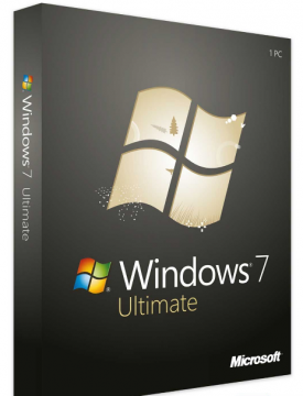 Microsoft Windows 7 Ultimate Product License Key