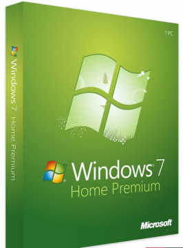 Microsoft Windows 7 Home Premium Product License Key