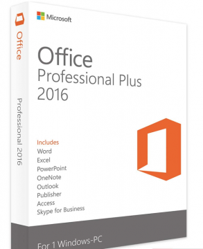 Microsoft Office 2016 Professional Plus Product License Key