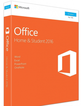 Microsoft Office 2016 Home & Student Product License Key
