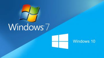 Windows 7 to 10 Upgrade